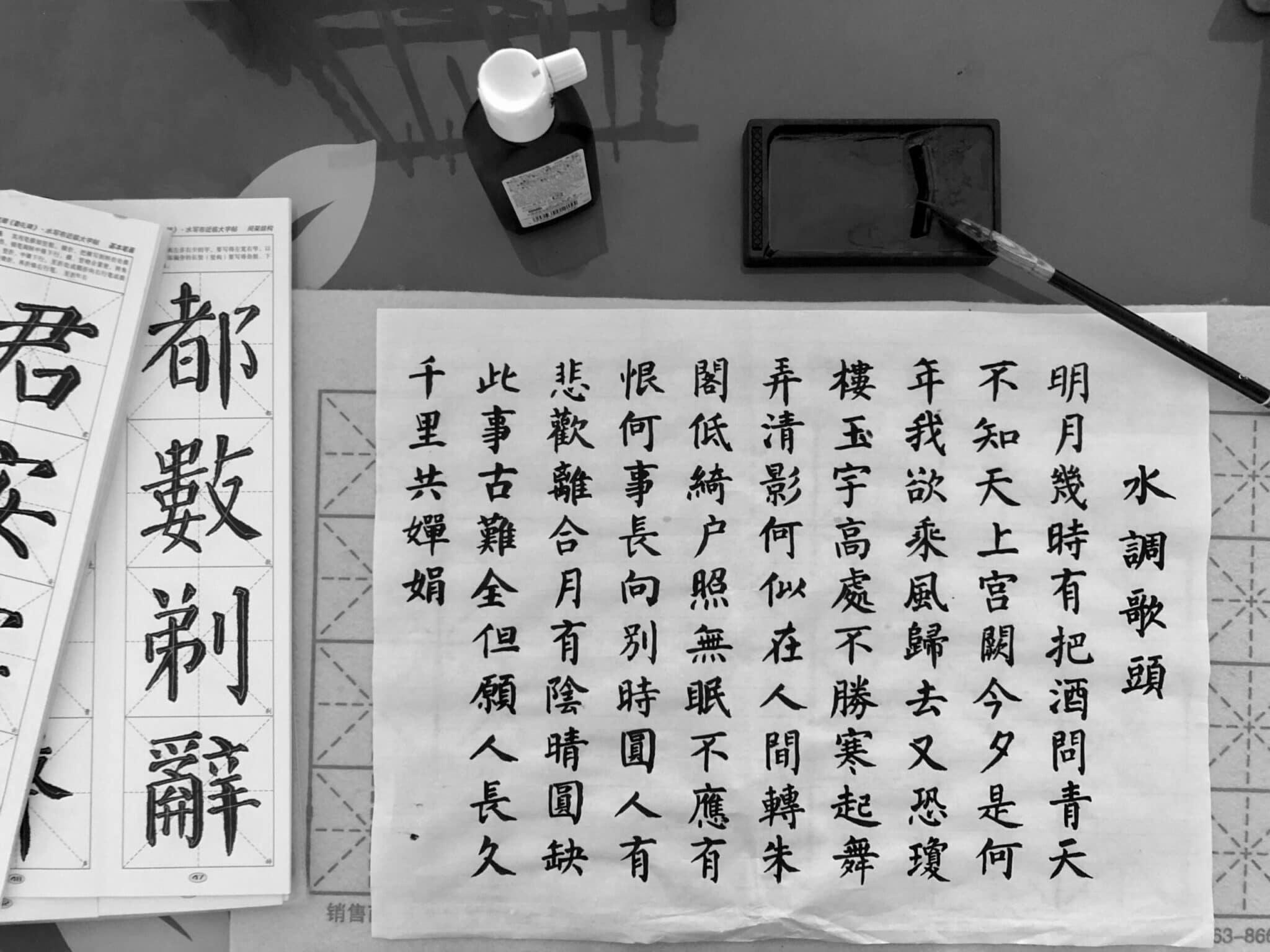 の 中国 語 仕方 勉強