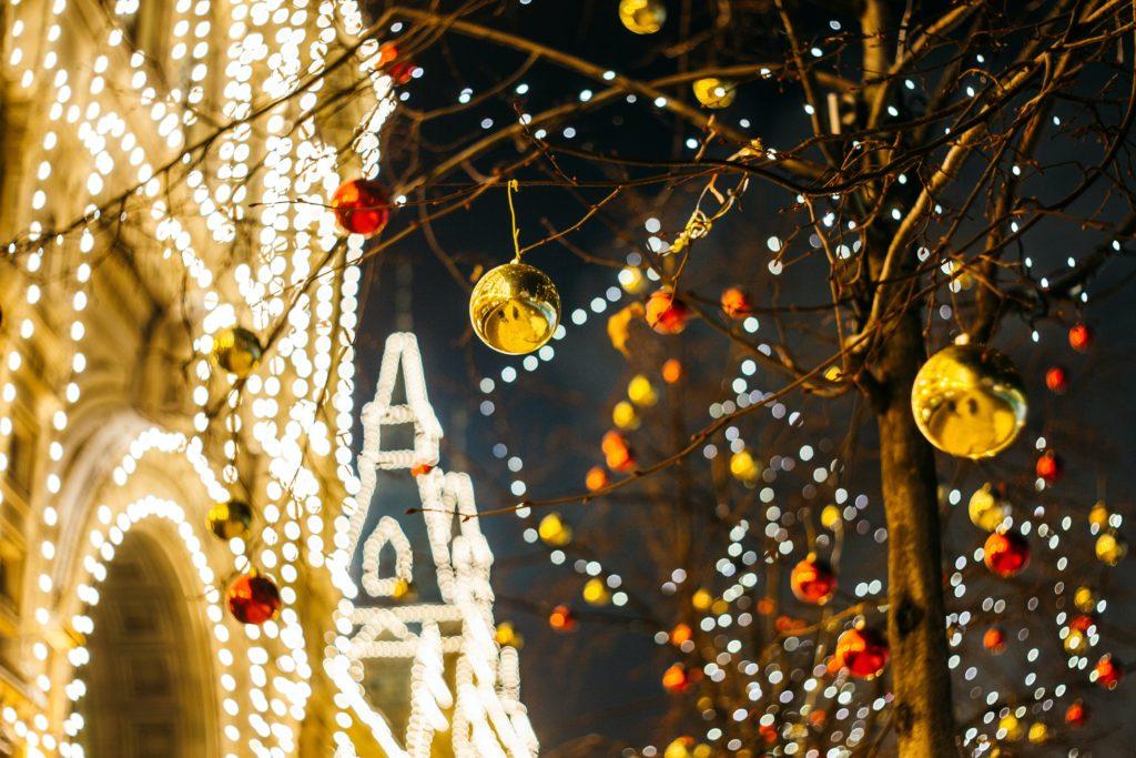 中国語でメリークリスマス