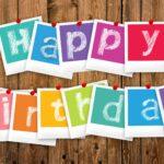 中国語で「お誕生日おめでとう」お祝いのメッセージ