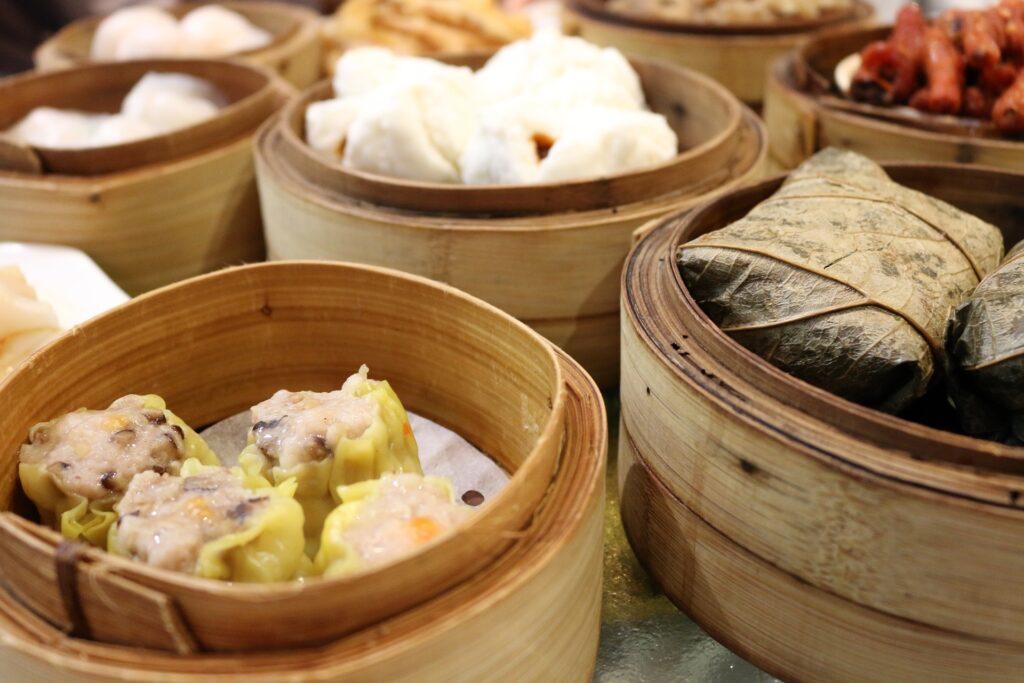 食事のときに使える中国語